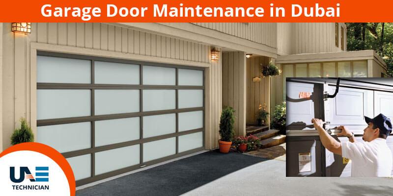 Garage Door Maintenance in Dubai