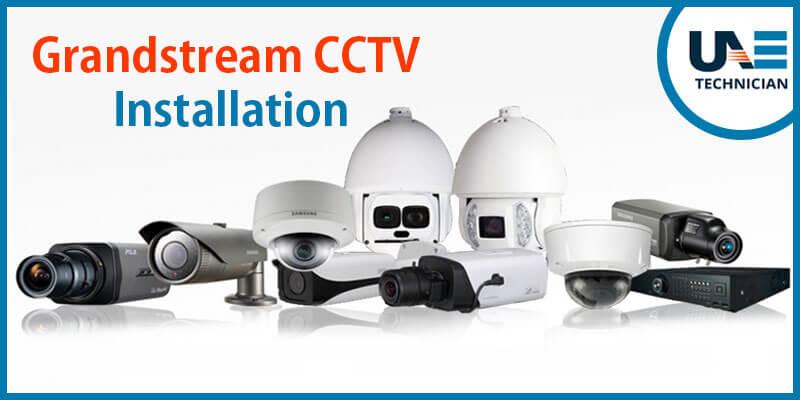 Grandstream CCTV Installation