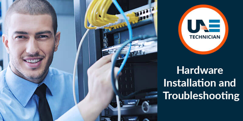hardware installation and troubleshooting