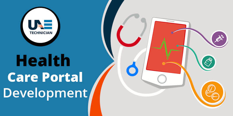 Healthcare Websites Portal Development Services