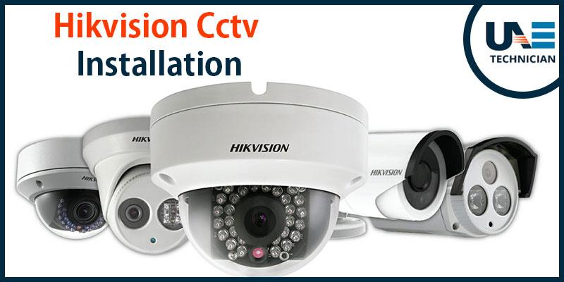 Hikvision Cctv Installation