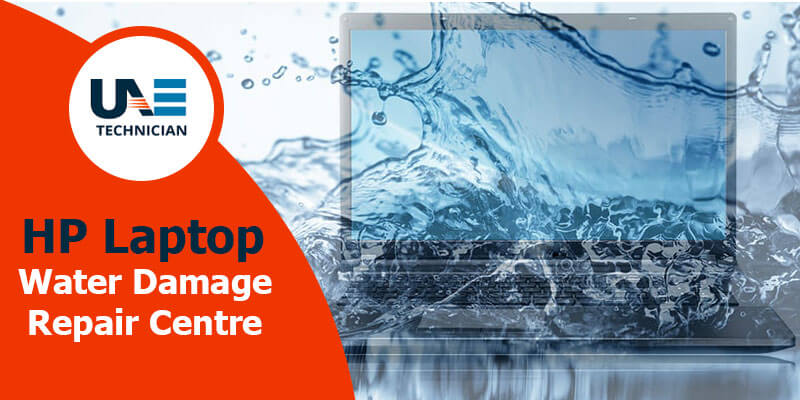 HP Laptop Water Damage Repair Centre