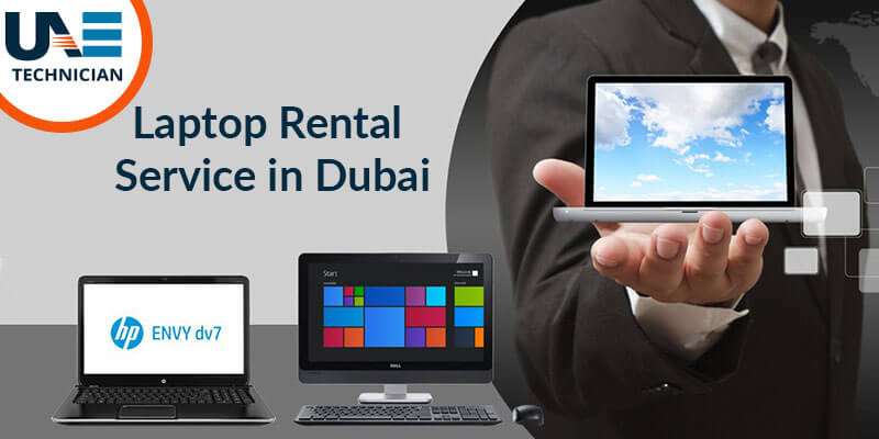 Laptop Rental Service in Dubai