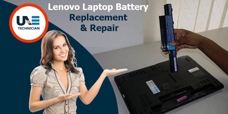 Lenovo Laptop Battery Replacement & Repair