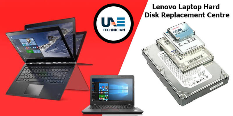 Lenovo Laptop Hard Disk Repair & Replacement Services in