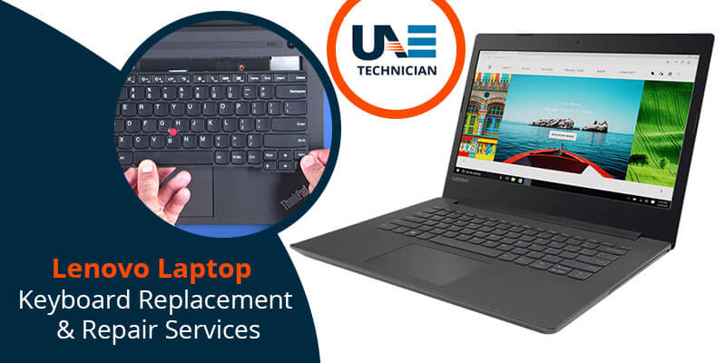 Lenovo Laptop Keyboard Replacement & Repair Services