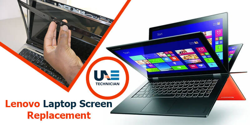 Lenovo Laptop Tablet Screen Repair & Replacement Services
