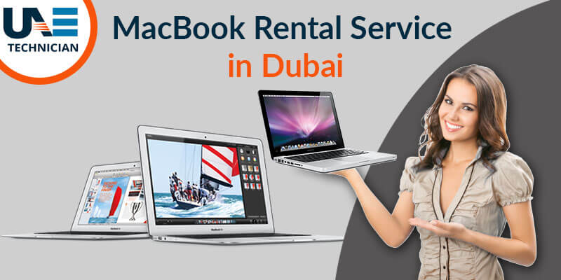 MacBook Rental Service in Dubai