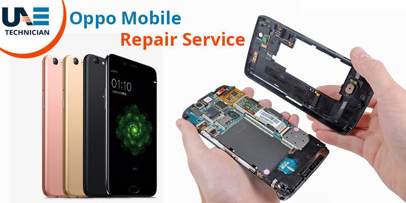 Oppo mobile Repair service