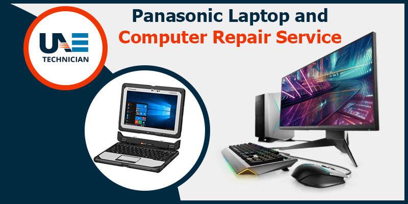 Panasonic Laptop and Computer Repair Service