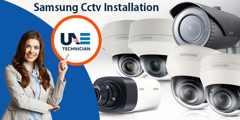 Samsung Cctv Installation