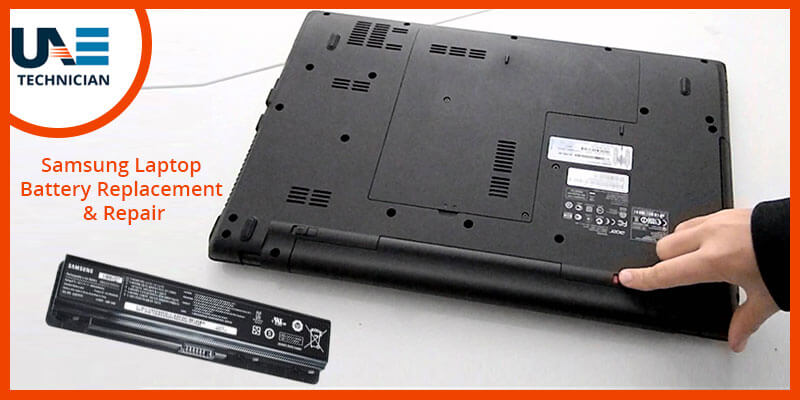 Samsung Laptop Battery Replacement & Repair Centre