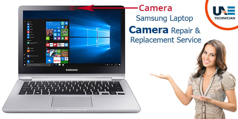 Samsung Laptop Camera Repair & Replacement Service