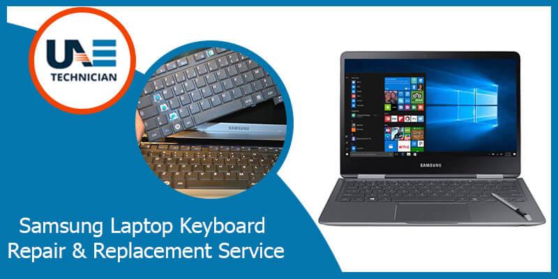 Samsung Laptop Keyboard Repair & Replacement Service