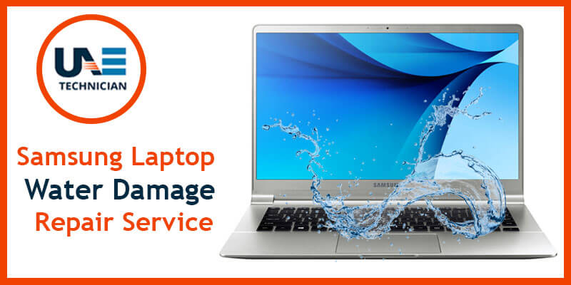 Samsung Laptop Water Damage Repair Centre