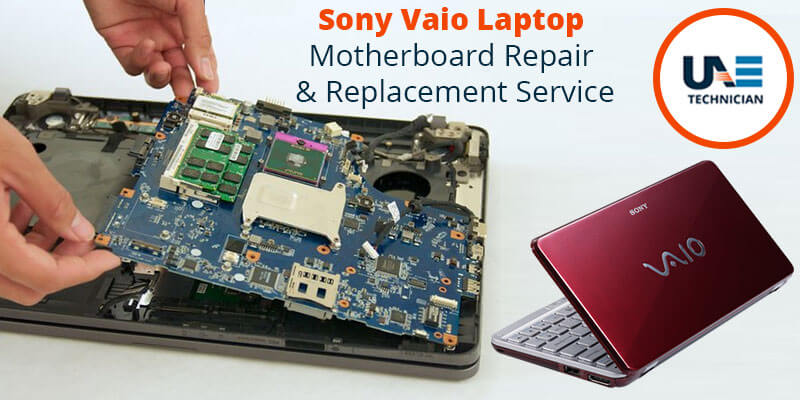 how to repair a sony vaio laptop