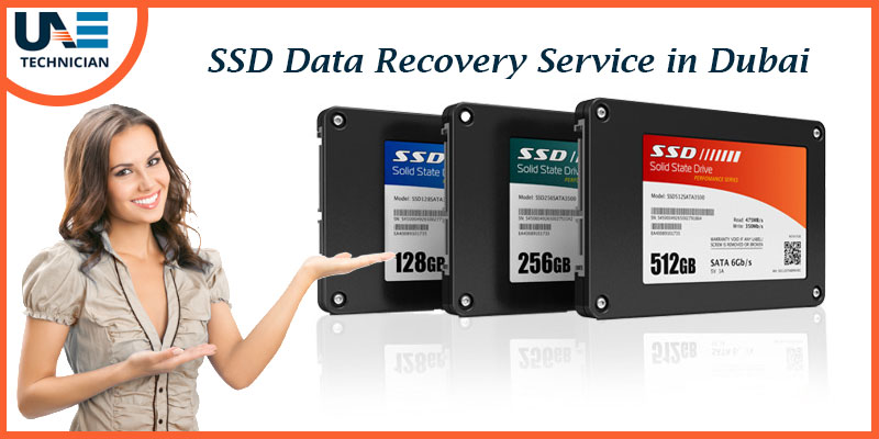 SSD Data Recovery Service in Dubai