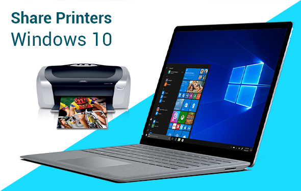 Easy Way to Share Printers Windows 10 without HomeGroup