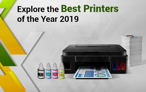 Explore the Best Printers of the Year 2019