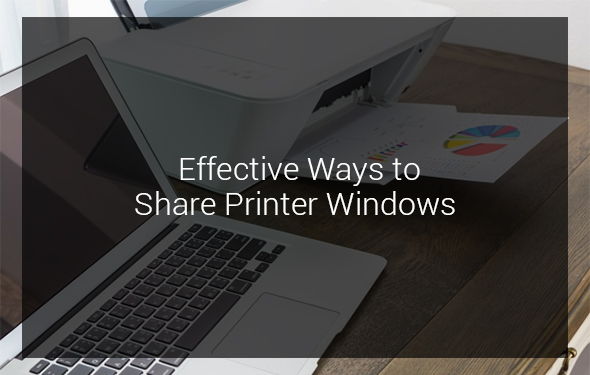 Know the Effective Ways to Share Printer Windows 10 without Homegroup in Minutes