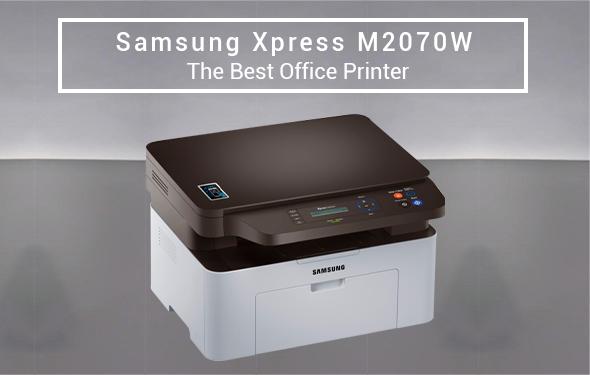 Samsung Xpress M2070W The Best Office Printer