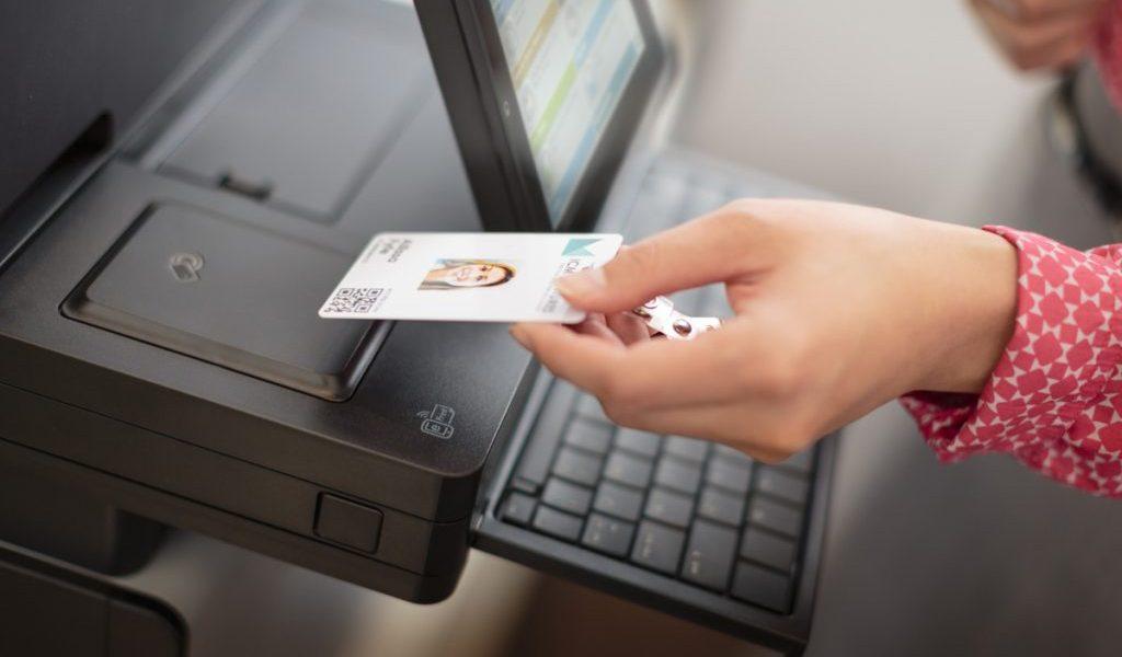 Cybersecurity printer