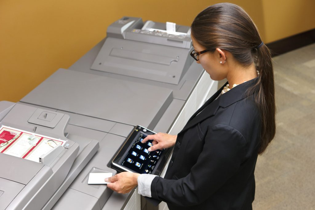 Cybersecurity printers