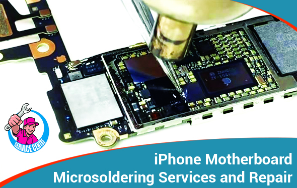 iPhone Motherboard Microsoldering Services and Repair