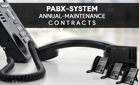 PABX System Annual Maintenance