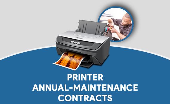 Printer Annual Maintenance Contract