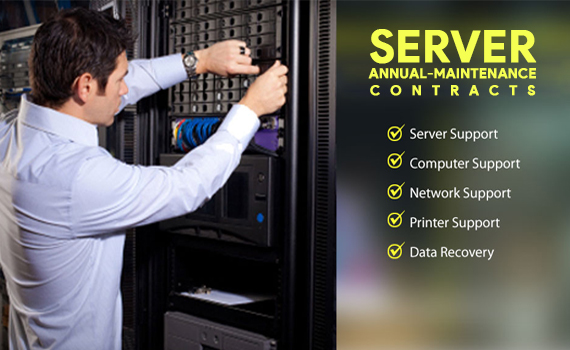 Server Annual Maintenance Contract