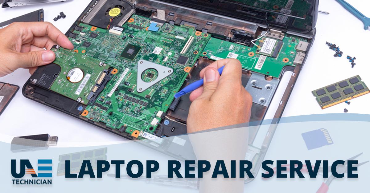 laptop repair service dubai