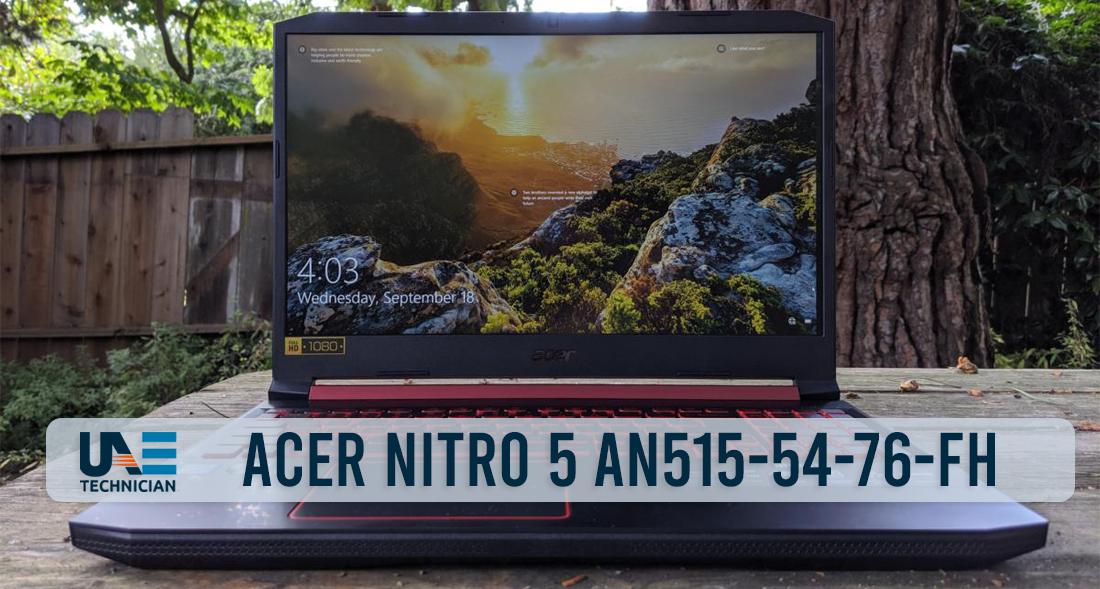 Acer Nitro 5 AN515-54-76FH