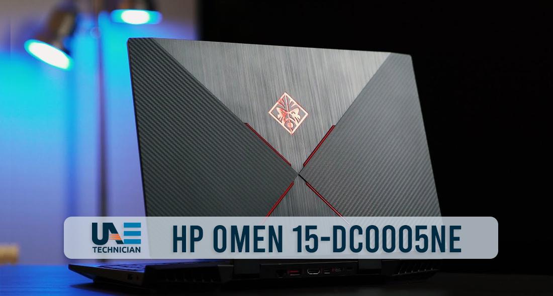 HP Omen 15-DC0005NE