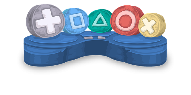 playstation logo buttons