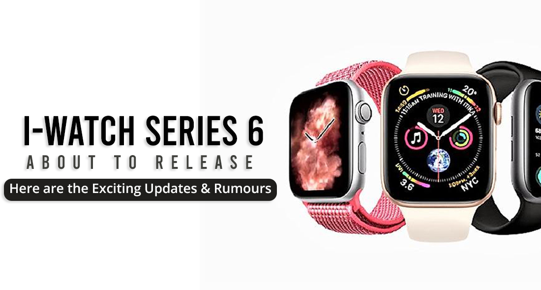 iwatch 6 features